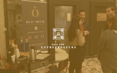 Call for Entrepreneurs en Madrid