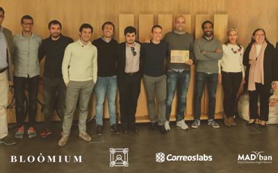 Call For Entrepreneurs con CorreosLabs y Madban